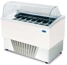 Présentoir à gélato Italproget Brio glace